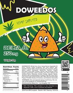 Delta 8 Doweedos