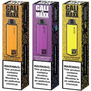 Cali Maxx Disposable 1600 Puff